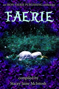 FAERIE anthology cover