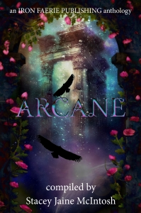 arcane writing competition ebook cover